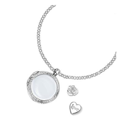 Buy Dower and Hall Loyalty Delicate Small Silver Set