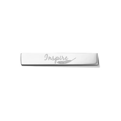 Buy Take What You Need Silver Inspire Bar