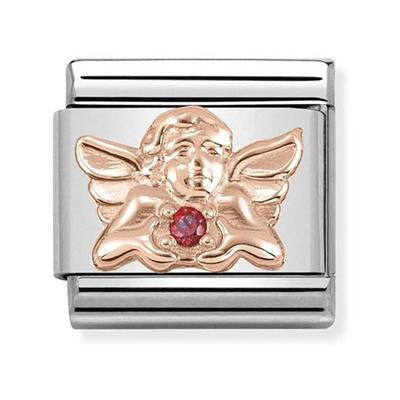 Buy Nomination Rose Gold Angel of Love Charm
