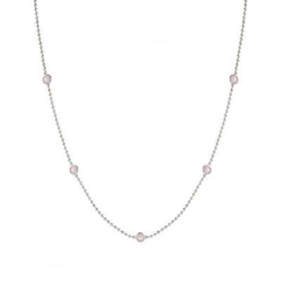 Buy Nomination Bella Bloom Pink Necklace