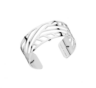 Buy Les Georgettes Medium Silver Ruban Cuff