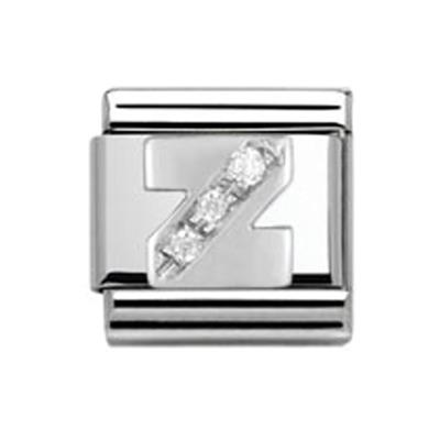 Buy Nomination SilverShine Letter 'Z'