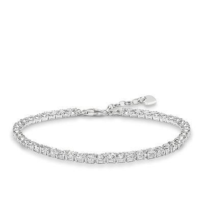 Buy Thomas Sabo Glam & Soul Tennis Bracelet 19.5cm