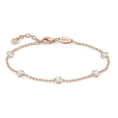 Buy Nomination Bloom Rose Gold and CZ Bracelet