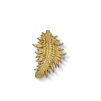 Buy Dower and Hall Gold Large Feather Treasure