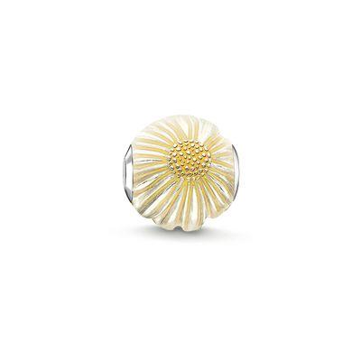 Buy Thomas Sabo Yellow Daisy Karma Bead