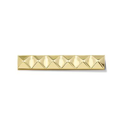 Buy Take What You Need Gold Toned Studded Bar