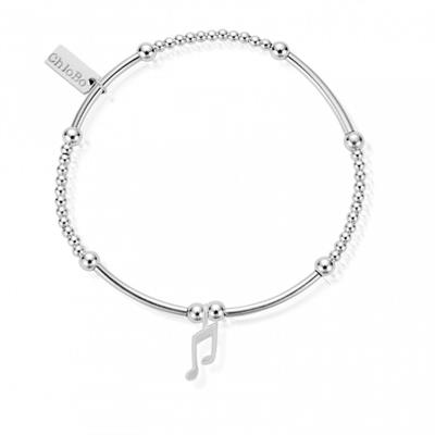 Buy ChloBo Cute Mini Noodle Music Note Bracelet