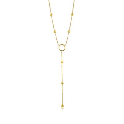 Buy Ania Haie Modern Minimalism Gold Ball Necklace