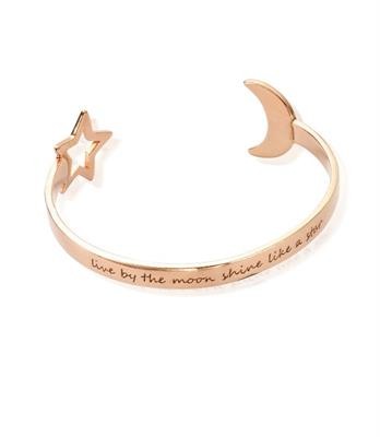 Buy ChloBo Rose Gold Luna Soul Cuff