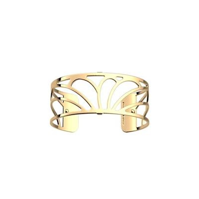 Buy Les Georgettes Medium Gold Rose Cuff