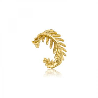 Buy Ania Haie Gold Tropic Thunder Ear Cuff