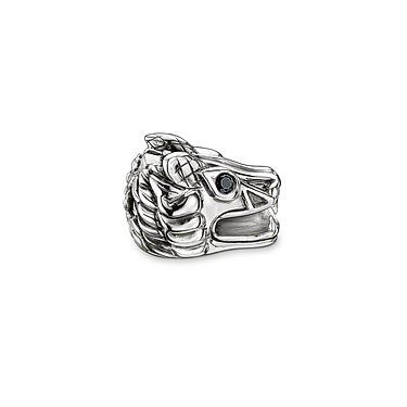 Buy Thomas Sabo Dragon Silver Karma Bead