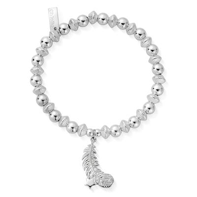 Buy ChloBo Silver Guiding Light Bracelet