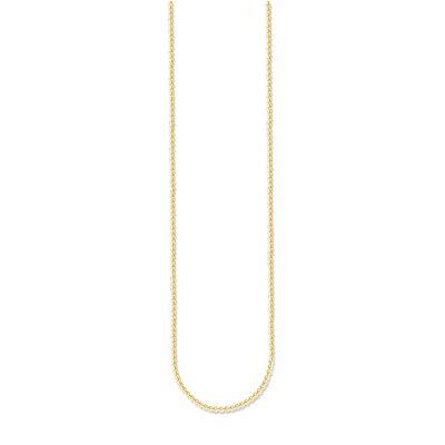 Buy Thomas Sabo Yellow Gold Chain 42cm