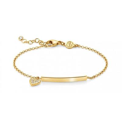 Buy Nomination Gioie Yellow Gold Heart Bracelet