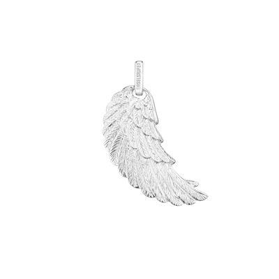 Buy Engelsrufer Silver Angel Wing Pendant Medium