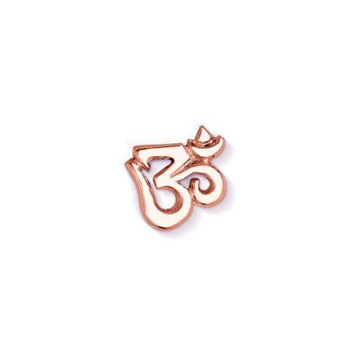 Buy Dower and Hall Rose Gold Om Treasure