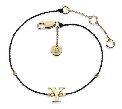 Buy Daisy Gold Alpha Bracelet Y