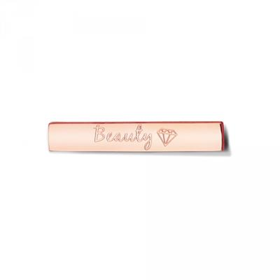 Buy Take What You Need Rose Gold Toned Beauty Bar