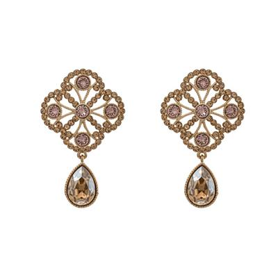 Buy Lily and Rose Miss Lola Golden Shadow Earrings