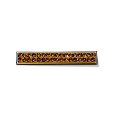 Buy Take What You Need Brown Swarovski Bar