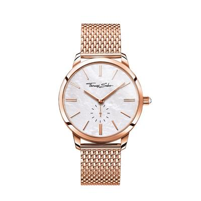 Buy Thomas Sabo Rose Gold Mother of Pearl Watch