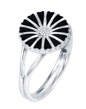 Buy Lund Silver Daisy Ring Size 52