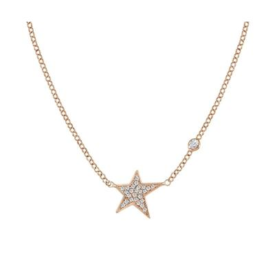 Buy Nomination Rose Gold CZ Stella Necklace