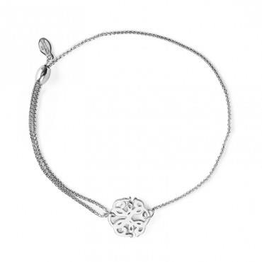Buy Alex and Ani Path of Life Pull Chain Bracelet in Silver