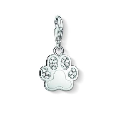 Buy Thomas Sabo CZ Paw Charm