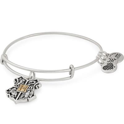 Buy Alex and Ani Harry Potter Hogwarts Bangle in Rafaelian Silver