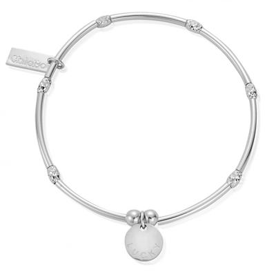 Buy ChloBo Mini Noodle Sparkle Rice Lucky Disc Bracelet