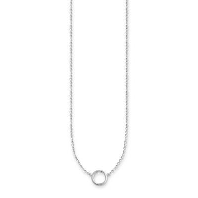 Buy Thomas Sabo Sterling Silver Charm Carrier Necklace 45m