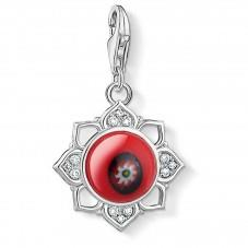 Buy Thomas Sabo Red Evil Eye Mandala Charm