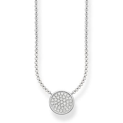 Buy Thomas Sabo Glam & Soul Sparkling Circles Necklace