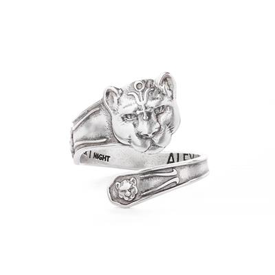 Buy Alex and Ani Wild Heart Spoon Ring in Silver