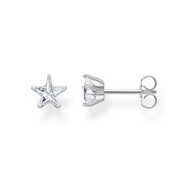 Buy Thomas Sabo Silver Star Studs
