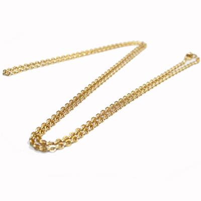 Buy Lund 80cm 22ct Gold Plated Chain