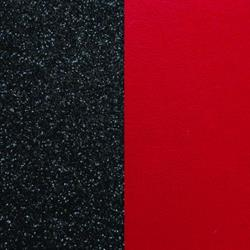 Thin Black Glitter/Red Vinyl Insert