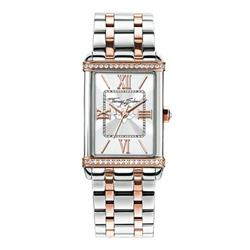 Thomas Sabo Ladies Steel Rose Gold Guilloche Watch