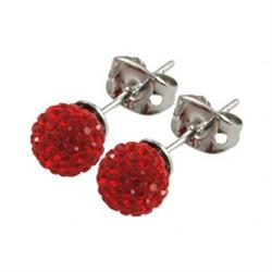 6mm Red Studs Saint Remy