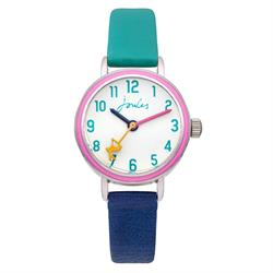 Blue and Green Kids Watch