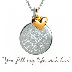 my love necklace mantra