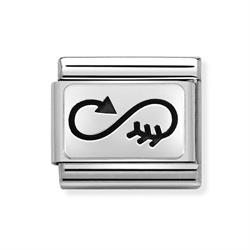 Silver Arrow Infinity Charm Nomination