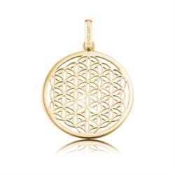 Engelsrufer Gold Flower of Life Pendant