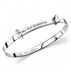 My 1st Christmas Bangle