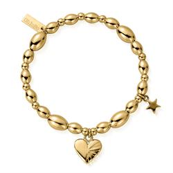 Gold Sacred Love Bracelet
