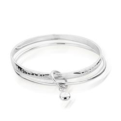 Sagittarius Zodiac Bangle