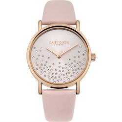 Astra Blush Leather Sunray Watch